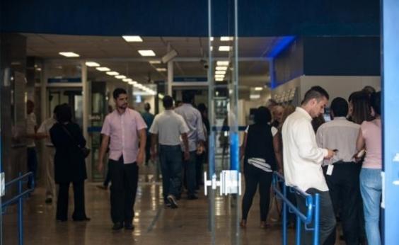 Bancos no interior do estado abrem uma hora mais cedo durante horário de verão