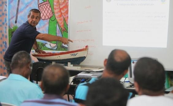 Pescadores do Subúrbio Ferroviário têm aulas gratuitas de navegação