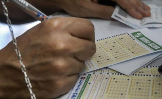Mega-Sena pode pagar R$ 2,5 milhões nesta terça-feira