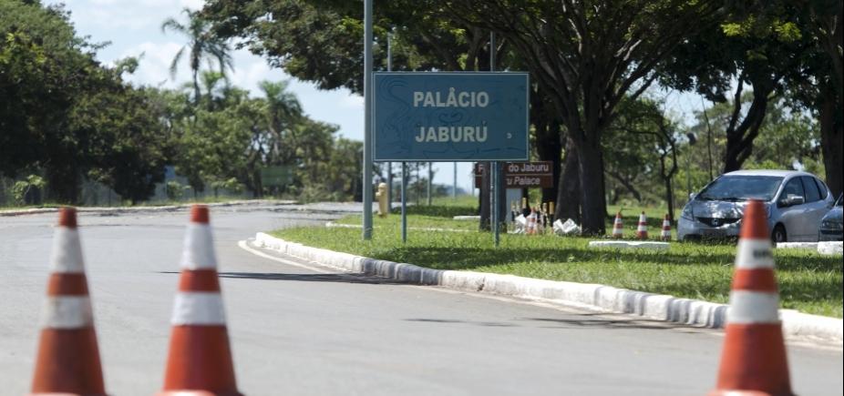 [Planalto decreta sigilo sobre agenda de visitas a Temer no Palácio do Jaburu]