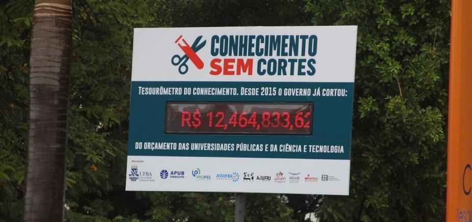 [R$ 12 bi deixaram de ser investidos em universidades, diz Tesourômetro da Ufba ]