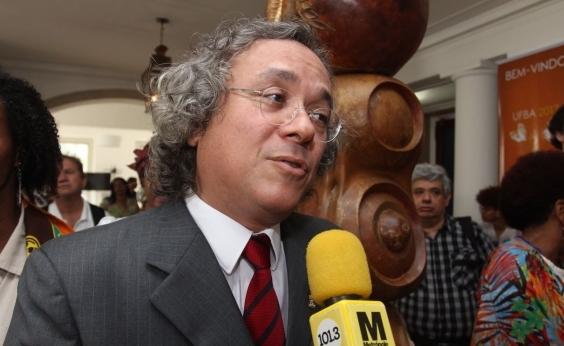 Trabalho coletivo e dirigido a união, diz reitor sobre gestão da Ufba