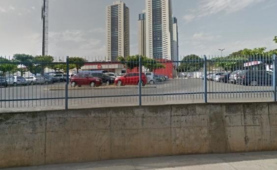 Tentativa de assalto termina em troca de tiros em supermercado na Rótula do Abacaxi
