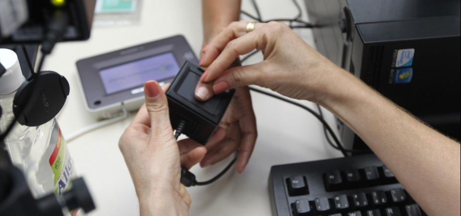 [Novo posto de recadastramento biométrico na Estação Bonocô vai atender 5 mil eleitores por mês]