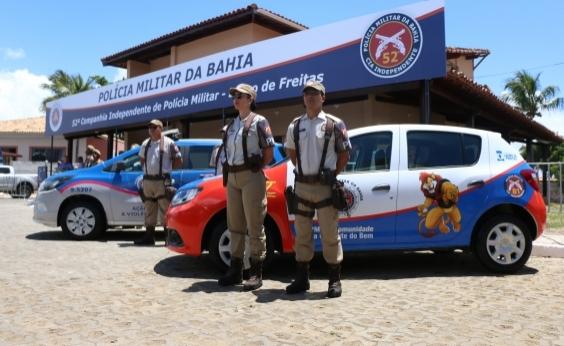 Nova unidade da PM em Lauro de Freitas vai sediar Operação Ronda Maria da Penha