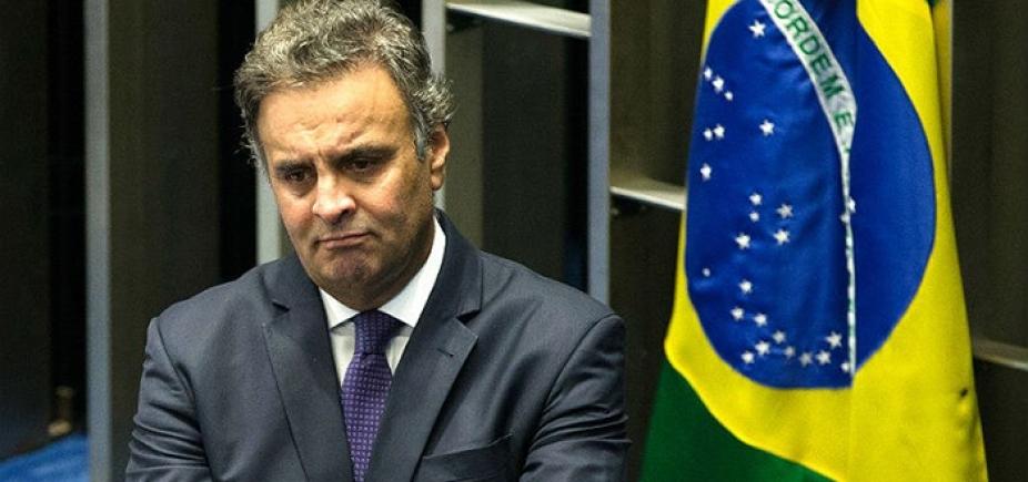 [Senado decide devolver o mandato de Aécio Neves]