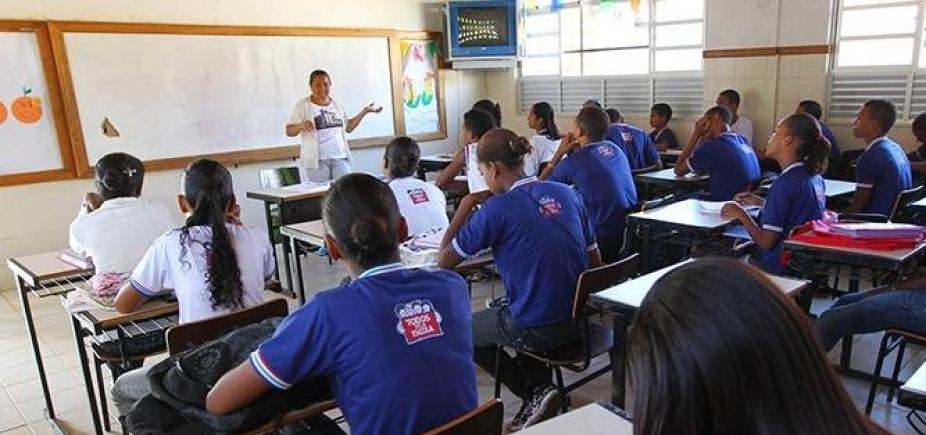 [Bahia terá concurso público com 3.460 vagas para professores da rede estadual]