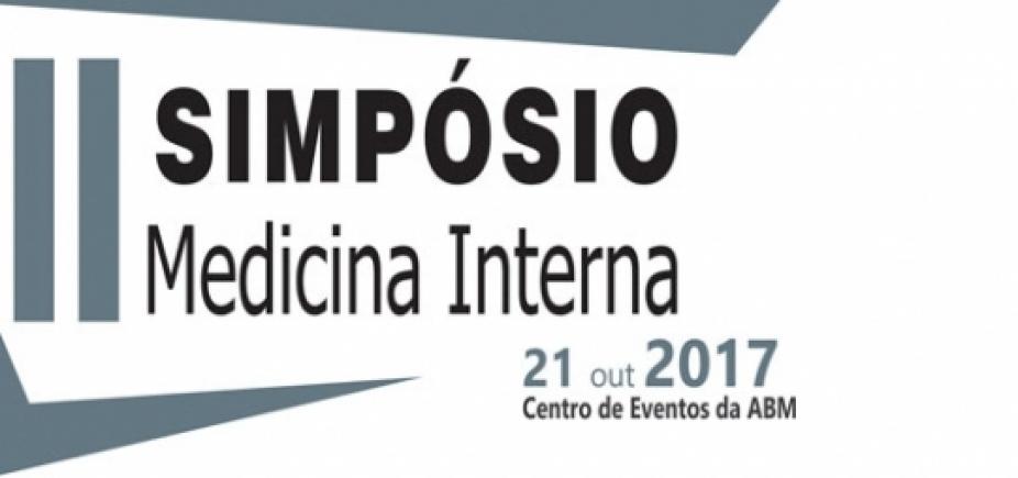 [II Simpósio de Medicina Interna será realizado neste sábado na ABM]