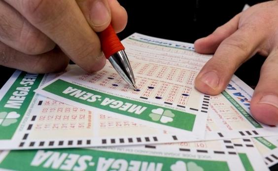 Mega-Sena:  apostador pode ganhar até R$ 4 mi no sorteio desta quinta