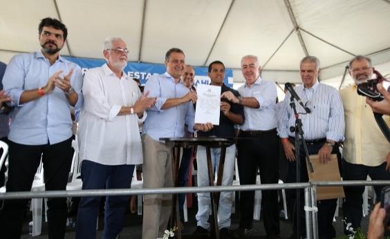 Rui autoriza recuperação de trecho da BA-120 entre Sapeaçu a Castro Alves