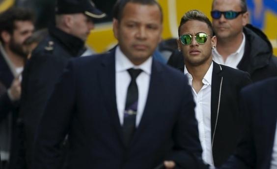 Neymar é multado em R$ 3,8 milhões pela TRF por má-fé
