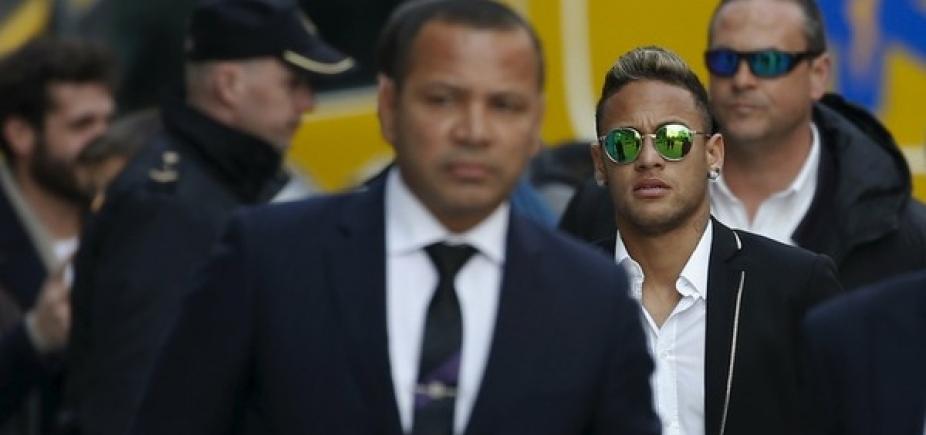 [Neymar é multado em R$ 3,8 milhões pela TRF por