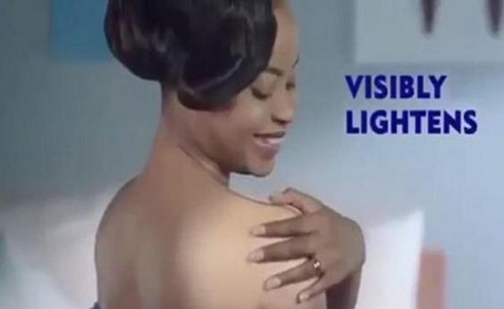 Campanha da Nivea vira polêmica por mostrar modelo negra clareando a pele com produto