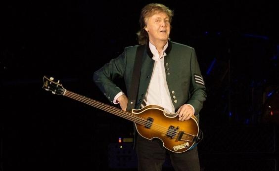Dois mil convites para show de Paul McCartney serão distribuídos para professores e estudantes da EJA