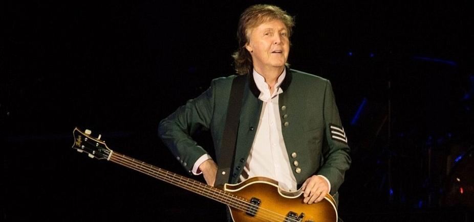 [Dois mil convites para show de Paul McCartney serão distribuídos para professores e estudantes da EJA]
