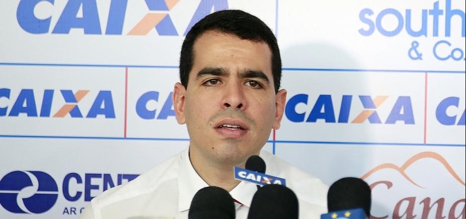 [Presidente do Bahia decide não concorrer à reeleição, diz site]