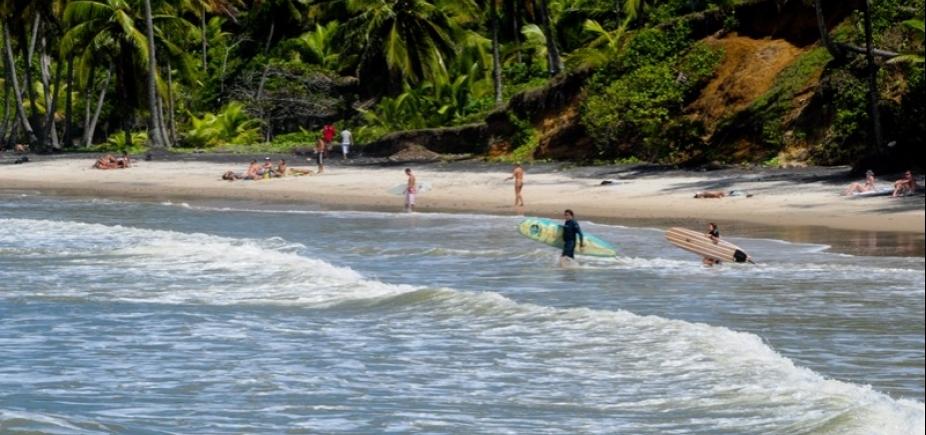 [Itacaré vai sediar campeonato mundial de surf na próxima semana]