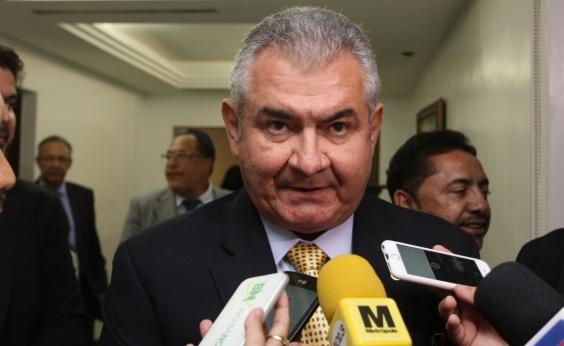 Coronel viaja para China e Luiz Augusto assume presidência da Assembleia