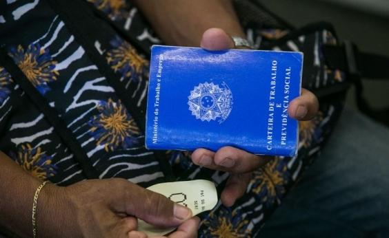 Dados do Caged apontam que Bahia criou 2.297 postos no último mês