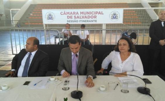 CMS leva Câmara Itinerante para Plataforma na segunda-feira