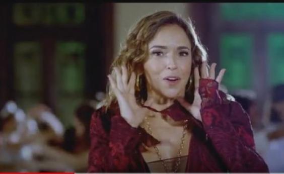 """Daniela Mercury lança clipe oficial de """"Banzeiro""""; assista"""
