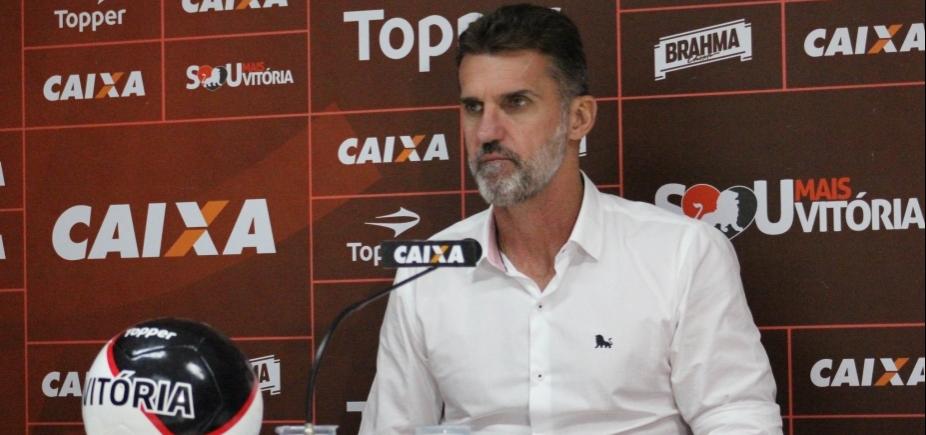 [Mancini lamenta derrota e diz que Vitória voltará a ganhar no Barradão ʹna marraʹ]