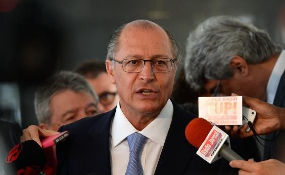 ʹPreparado para servir ao Brasilʹ, diz Alckmin sobre eleições de 2018
