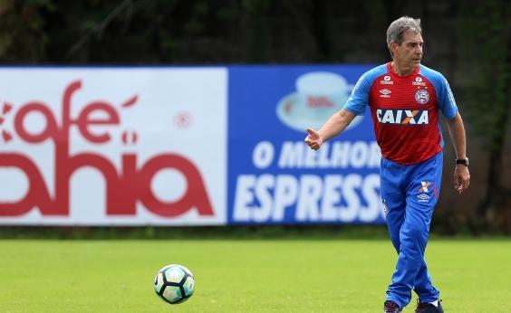 Carpegiani reclama de desatenção do Bahia contra o Flamengo