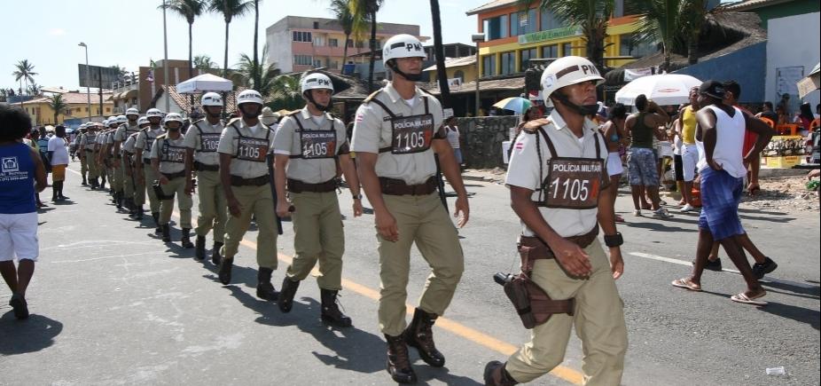[Polícia Militar convoca aprovados em concursos para exames e teste de aptidão física]