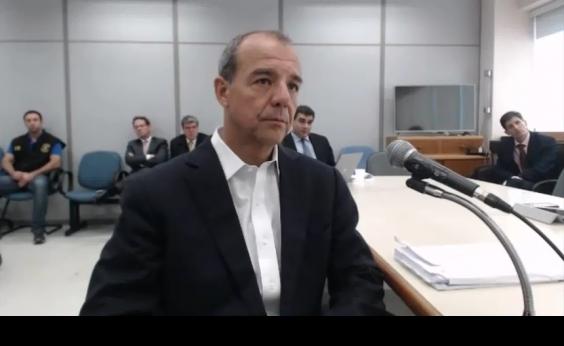 Cabral é condenado a 13 anos de prisão por lavagem de dinheiro