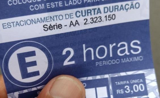 Transalvador desmente boato que circula em grupos de WhatsApp sobre cartela de Zona Azul