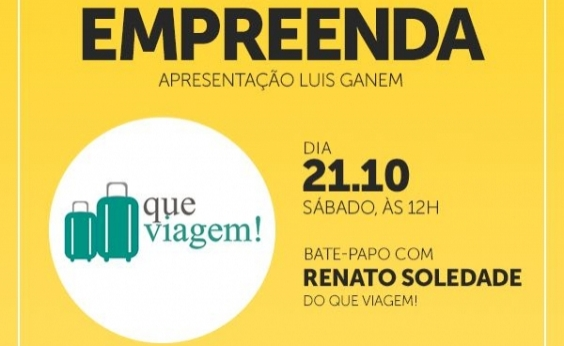 Empreenda: programa recebe empresa de aluguel e armazenamento de malas