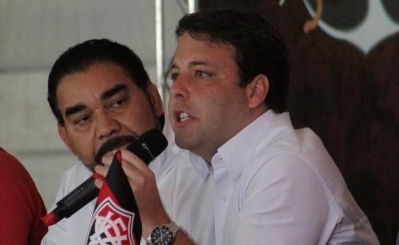 Ivã de Almeida pede para ir ao Ba-Vi, mas presidente do Conselho veta