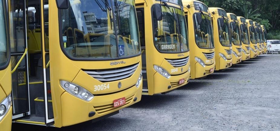[Alterações nas linhas de ônibus de Salvador começam neste sábado]