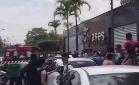Justiça determina internação de adolescente autor de ataque em escola de Goiânia