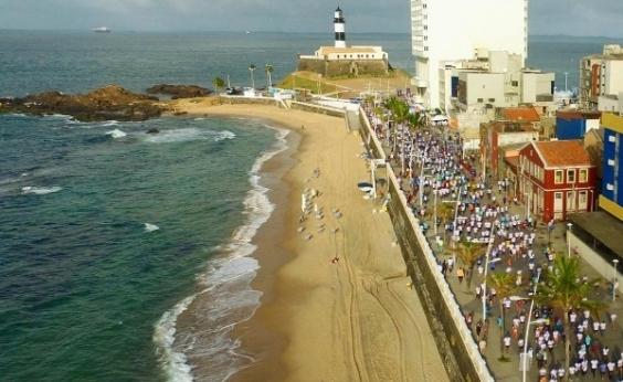 Primeira edição da Maratona de Salvador tem mais de 3,5 mil corredores: Superou todas as expectativas