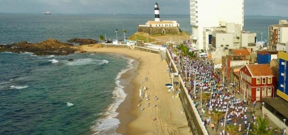 [Primeira edição da Maratona de Salvador tem mais de 3,5 mil corredores: