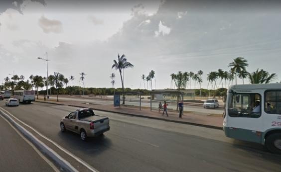 Acidente envolvendo quatro carros deixa seis pessoas feridas na orla de Salvador