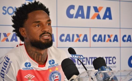 Após fala racista, Renê Júnior diz não ter mágoas de Tréllez