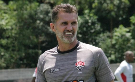 Mancini lamenta derrota e reclama de falta de ʹfair-playʹ de jogadores do Bahia