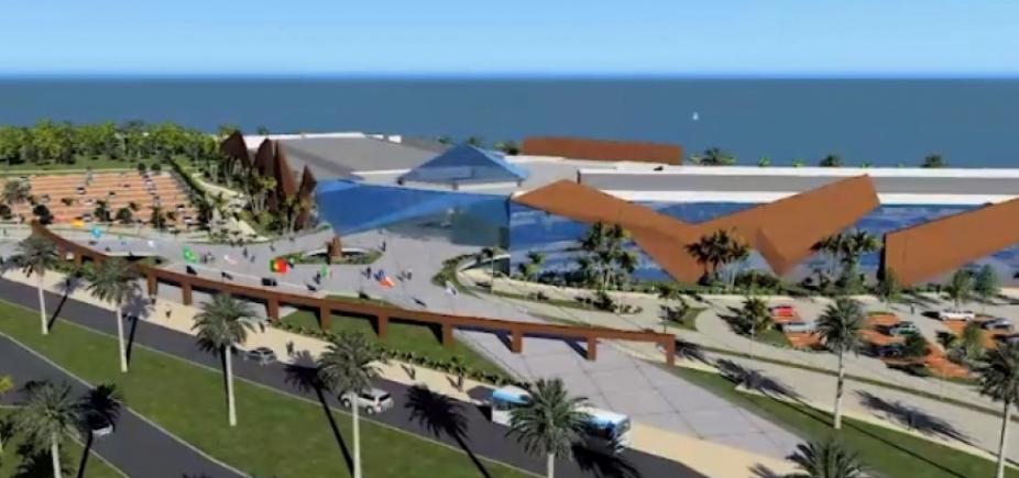 [Vídeo mostra como será Centro de Convenções de Salvador na Boca do Rio; assista ]