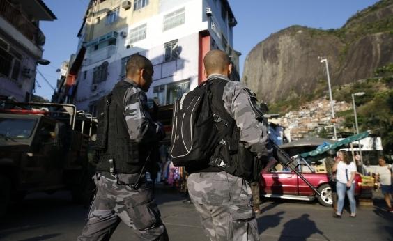 Turista espanhola é morta por PMs na Rocinha