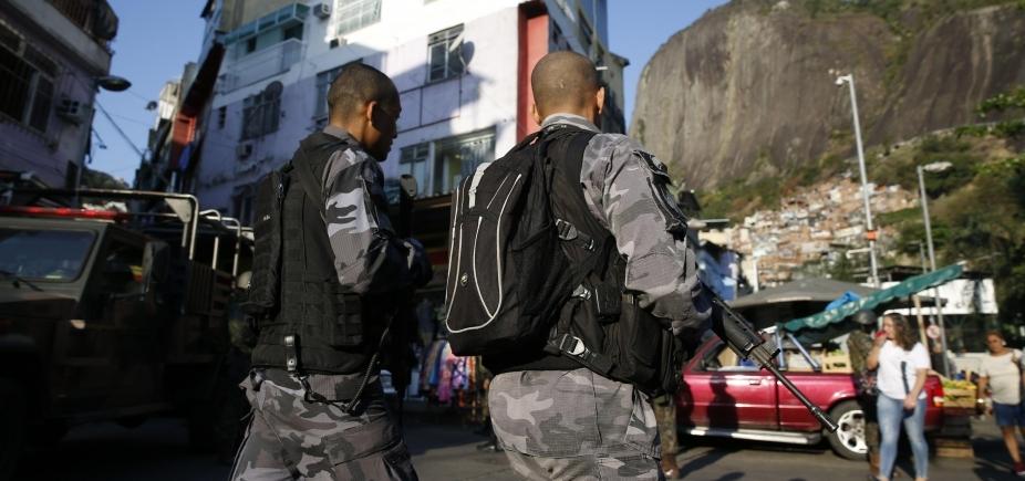 [Turista espanhola é morta por PMs na Rocinha]