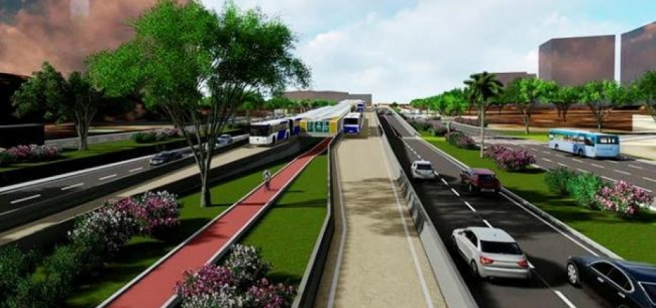 [ACM Neto afirma que ordem de serviço do trecho 1 do BRT sai ainda este mês]