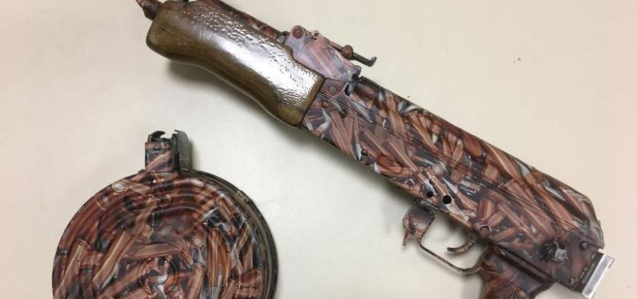 [Sargento do Exército é preso por customizar armas para traficantes]