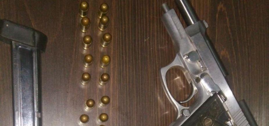[Polícia apreende 49 armas em operações pela Bahia neste fim de semana]