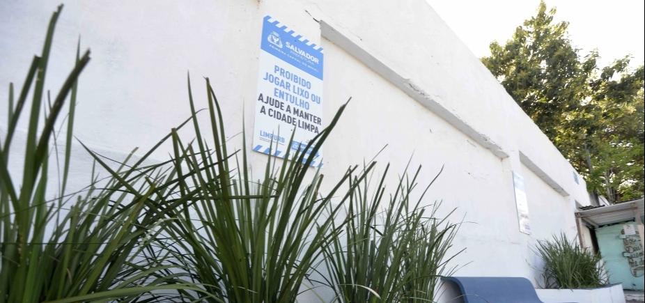 [Desde abril, Limpurb eliminou 64 pontos de descarte irregular de lixo em Salvador]