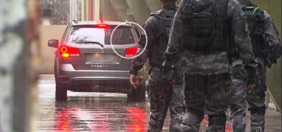 [Policiais envolvidos na morte da turista espanhola na Rocinha são presos]