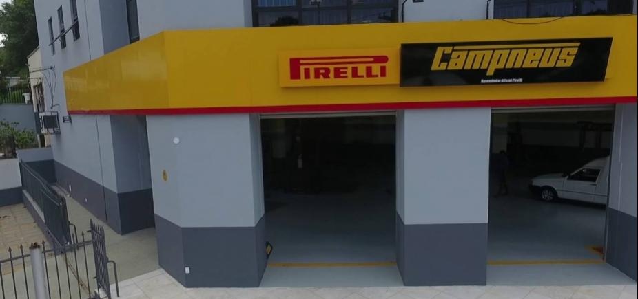 [Loja de pneus é assaltada em Porto Seco Pirajá]