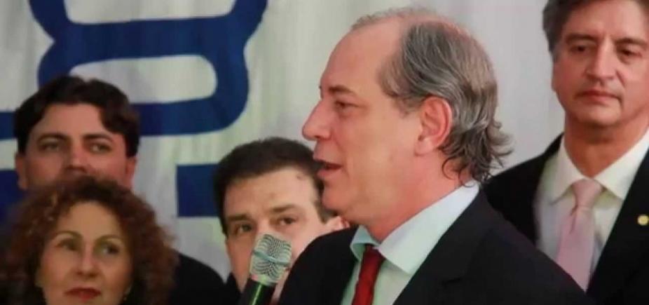 [Pré-candidato a presidente da República, Ciro Gomes fará palestra na Ufba e Uefs]